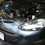 Mazda 2 ติดแก๊สหัวฉีด SEC ครับ เนียนแน่นอน จบแน่นอน เพราะว่าเรามืออาชีพ