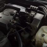 ติดแก๊ส Benz C220 หัวฉีด ถังโดนัท เรียบร้อย ไม่มีปัญหาแน่นอน เพาเวอร์แก๊ส ซะอย่าง