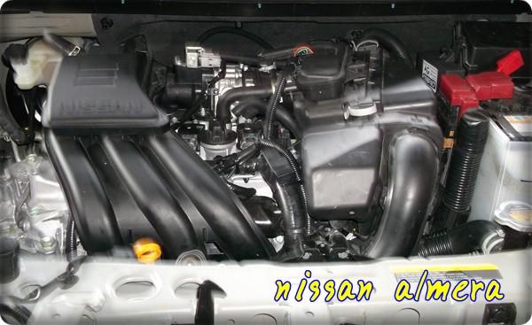 ติดแก๊ส นิสสัน อัลเมร่า/Nissan Almera รถใหม่ ป้ายแดง
