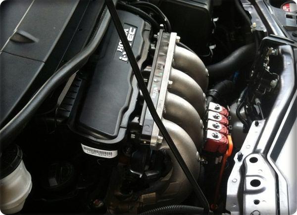 Honda jazz install gas lpg.3