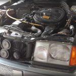 ติดแก๊สหัวฉีด K-Jet เครื่องแท้คาบิว Benz 300E W124 เนียนแน่นอน เราเป็นมืออาชีพครับ สาขารามอินทรา ซอย42