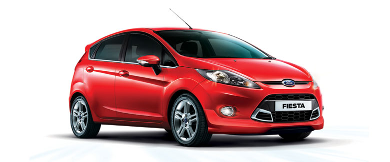 FORD FIESTA 5Dr Sport 1.6 AT