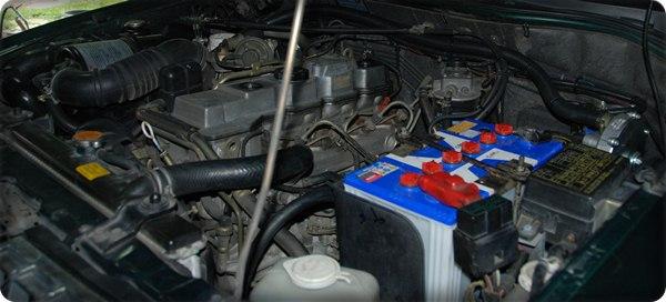 Mitsubishi stsda gas injection diesel 2