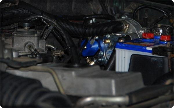 Mitsubishi stsda gas injection diesel 3