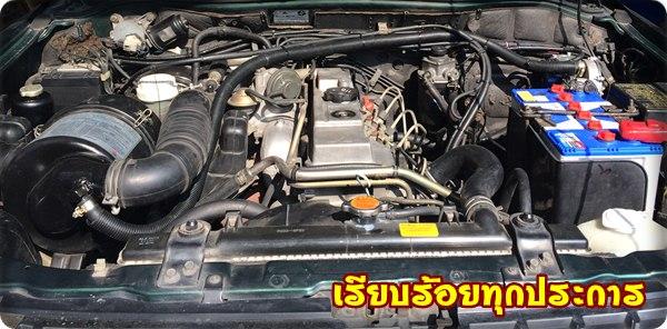 Mitsubishi stsda gas injection diesel 7