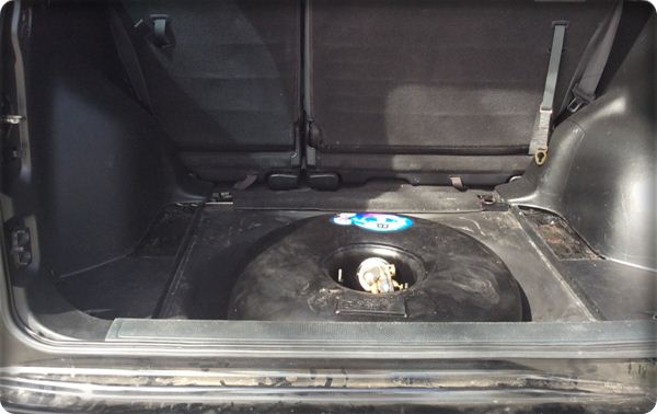 Honda crv install gas lpg.9