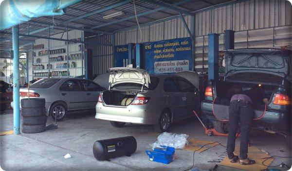 Honda jazz install gas lpg.5
