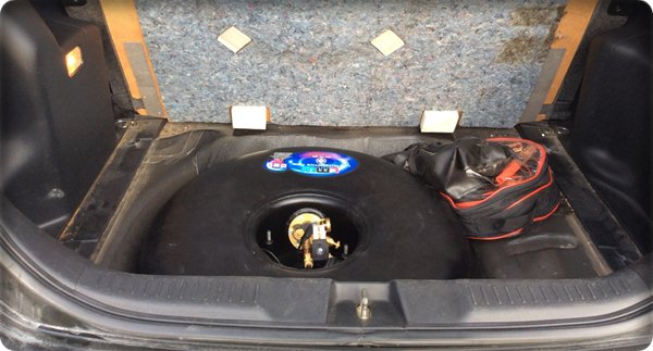 Honda jazz install gas lpg.7