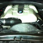 ติดแก๊ส BMW SERIES 7 735 Li E66 หัวฉีด AG ZENIT Pro 8 สูบ ถังโดนัท 71 ลิตร สวยเนียนแน่นอน สาขานวลฉวีครับ