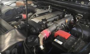 Toyota vigo champ install gas lpg 1