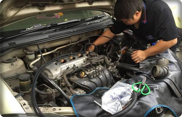 install gas lpg 1