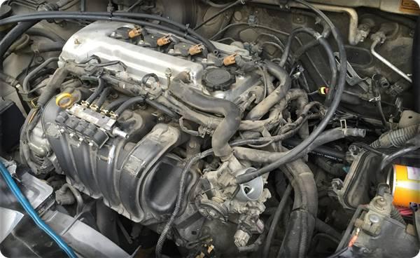 install gas lpg 4