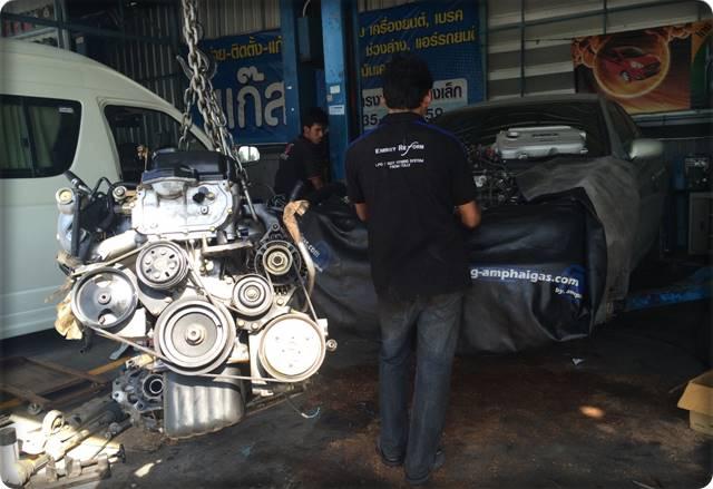 suphan install gas lpg 3