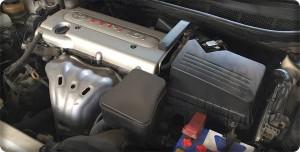 Toyota  installgas lpg 6