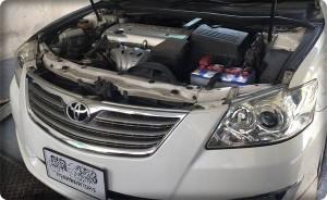 Toyota  installgas lpg 7