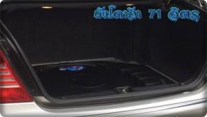 Benz S 280 install gas lpg.5