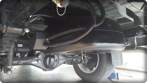 Toyota Hilux REVO ป้ายแดงติดแก๊ส 4