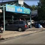 เปลี่ยนโช๊คหลัง ทำช่วงล่างใหม่ Honda crv ที่รามอินทรา 42 เพาเวอร์แก๊ส เนียนแน่นอน งานแน่นทุกวัน