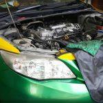 เปลี่ยนชุดหัวฉีด AG Toyota altis เนียนอยู่แล้วที่ปั้ม RB แคราย งามวงศ์วาน นนทบุรี www.powergas.net