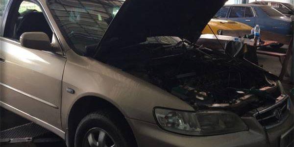 ซ่อมรถ Honda Accord เปิดฝาสูบเ […]