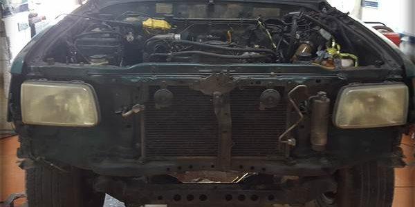 โอเวอร์ฮอลเครื่อง Toyota D4D เ […]