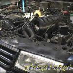 เปลี่ยนท่อระบบ Benz S500 และเปลี่ยนท่อระบบแก๊ส Ssangyong Musso ปทุมธานี