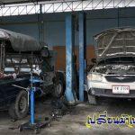 เปลี่ยนฝาสูบ BMW E46 เปลี่ยนฝาสูบ Toyota เปลี่ยนผ้าเบรค Ford