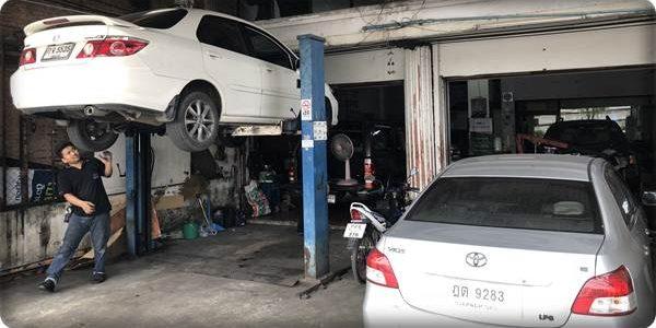 Honda city ไฟ ABS โชว์ ต้องเปล […]