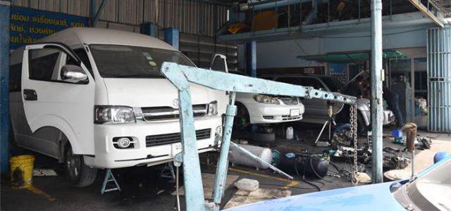 ซ่อมรถสุพรรณบุรี ซ่อมระบบช่วงล่างสุพรรณบุรี