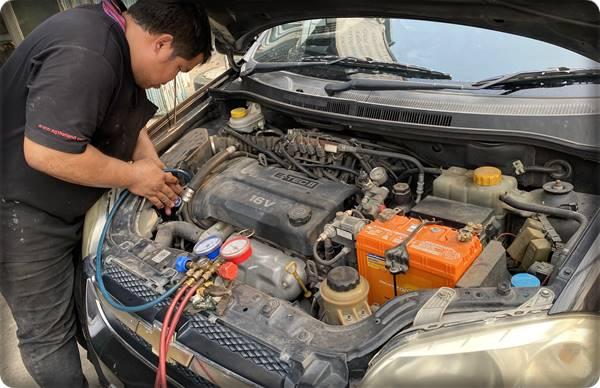 ซ่อมรถยนต์ ซ่อมแอร์รถยนต์ ซ่อมช่วงล่าง สุพรรณบุรี