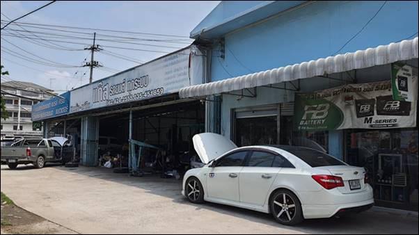 ซ่อมรถสุพรรณบุรี ซ่อมระบบแก๊ส สุพรรณบุรี ซ่อมแอร์รถยนต์สุพรรณบุรี